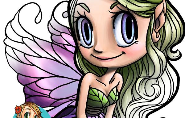 shy-fairy